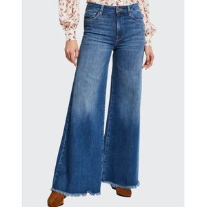 Frame La Palazzo High Rise Flare Jeans SIZE 26